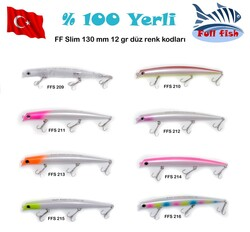 FullFish - Full Fish Slim 130 mm - 12 gr