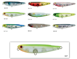 Zipbaits - ZİPBAİTS FAKIE DOG 90 MM